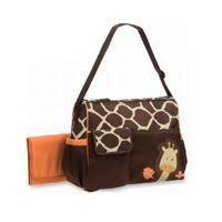 Wholesale Fashion Animal Diaper Bag Mummy Bag Nappy Bag Zebra Or Giraffe Babyboom Multifunctional Fashion Infanticipate Bag Mother Baby bag Item numbe