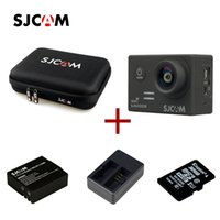 bag sport roller - 2015 new SJCAM SJ5000x Sport Action Camera x Storage Bag x Extra Battery x Extra Dual Slot Charger x G Card