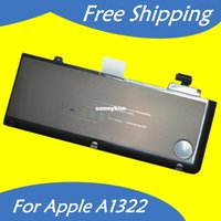 Wholesale BEST Battery A1322 battery For APPLE MacBook Pro quot Unibody A1278 MC700 MC374 Mid Brand New Genuine