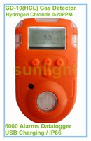 chloride - Digital Hydrogen Chloride Detector PPM HCL with Alarms Datalogger and USB Charging