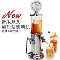 Wholesale Beverage Dispenser Dual Canister Drink Beer Machine Liquor Dispensers Beer Pump