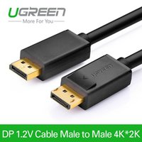 audio video projectors - Ugreen High Premium Displayport V Video Audio Cable Male to Male m FT K P DP Cable for HDTV Projector Display