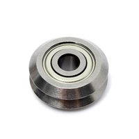 Wholesale Brand New W1 mm Bore Line Track Rollers Bearing Steel x19 x7 mm New Track guide roller bearing