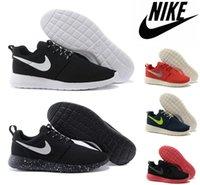 PVC run - Nike Men Women Roshe Run Shoes New Roshe Running London Olympic Walking Sporting Shoes Sneakers Cheap Running Shoes