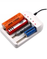 aa batteries lot - 10PCS Port Gradually Adjustable Universal Battery Charger for AA AAA etc Battery US UK EU CHA_376