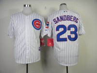 best quarters - Chicago Cubs Ryne Sandberg Baseball Jerseys Sports Team Uniforms Discount Baseball Shirts Best Athletic Jerseys Sports Shirts for Men