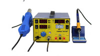 Wholesale to Russia No Tax YIHUA D A Mobile Phone Repairing In Soldering Station Rework Stations