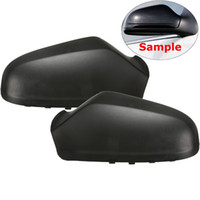Wholesale Left And Right Side Door Wing Mirror Cover Casing Cap For VAUXHALL ASTRA H order lt no track