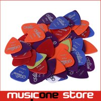 abs thickness - Guitar Picks Alice AP P Smooth ABS Plectrum with Plastic Box Standard Size Mix Thicknesses MU0290