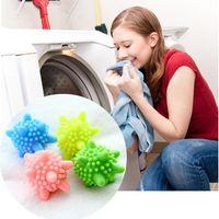 Wholesale 4 Magic washing ball Eco Laundry ball for washing hot sale washing machine accessories novelty houseld