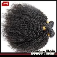 Wholesale Maike MH1254 A unprocessed mongolian kinky curly virgin hair mongolian virgin hair weave cheap afro kinky curly hair