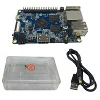 Wholesale Orange Pi PC and ABS case and Power Cable Kits ubuntu linux and android mini PC Beyond and Compatible with Raspberry Pi