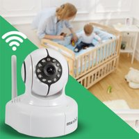 Wholesale Sricam MP Wireless Video Baby Monitor Electronic Babysitter Nanny Babies Safety Nurse Android IOS PC ONVIF TF card Phone alarm
