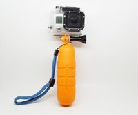 Wholesale For Gopro Hero Sport Camera Acccessories Floaty Bobber Floating Monopod Stick With Strap And Screw GP82
