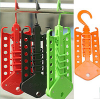 Wholesale NEW Multi function Magic Hangers Clothes Rack Home Organization Foldable