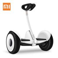 mini skateboard - FREE Original Xiaomi Self balancing Scooter Ninebot Mini Two wheel Electric Balance Car Colorful LED Smart App Skateboard PA3039