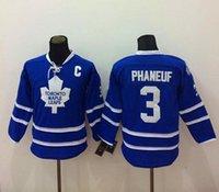Wholesale Phaneuf Hockey Jersey Toronto Maple Leafs Hockey Jersey Comfortable Warm Sporting Jerseys Cheap Hockey Jerseys Blue Hockey Jersey for man