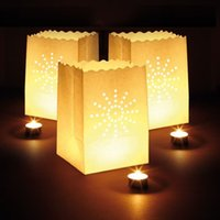beach candle holders - pack X Kinds Types Paper Candle Bags Lantern Holder For Party Wedding BBQ Beach Ball