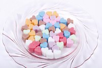 Wholesale Lovely Even Love Mold Silicone Chocolate Mould Love Shape Mold Cake Tools IT012