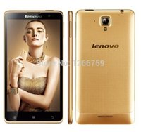 Wholesale Original Lenovo S8 S898T Golden Warrior MTK6592 Octa Core Mobile Phone Android quot GB GB MP Camera Smartphone MF