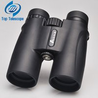 Cheap Wholesale-Binoculars Telescope Asika C2-10x42 high quailty military night vision binoculo high power telescopio for hunting