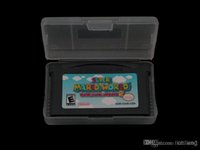 Wholesale for GBA Games Video Game Cards Mario Kart Super Circuit