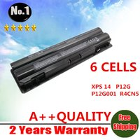 Wholesale New CELLS Laptop Battery For Dell XPS L401X L501X L502X L701X L702X SERIES PGNG J70W7 JWPHF
