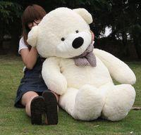 baby bear hugs - 1 m colors big teddy bear plush toy doll baby toys classic big hug Bear Valentine s Day Christmas birthday gift A111