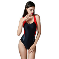 athletic womens swimwear - 2016 New Athletic Sexy Womens One Piece Swimsuits Triangle swimwear Backless Crossing High quality Fabric Beach wear swimsuit