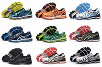Wholesale New Colors Asics Gel Kayano T3N2N Running Shoes For Men Lightweight Zapatillas High Support Athletic Outdoor Sneakers Eur
