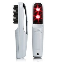 best hair oil - Laser Hair Comb Scalp Treatment Accelerate Blood Circulation Regulate Oil Secretion Best Power Hair Growth Comb KD