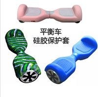 Wholesale hot sale Rubber Guard Protection for Hoverboard Silicone for Guard of Self Balancing Scooter Board