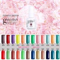 Wholesale Whlesale ml UV Gel Nail Polish Gel Polish Bling Gel Lak Soak Off Gelpolish Manicure Nail Glue Decoration