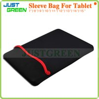 ebooks - 10pcs inch Sleeve Case eBooks Sleeve Bag Case Cotton Sleeves Liner Bag for ipad ipad mini