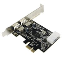 Wholesale Brand New PCI E PCI Express to USB3 port NEC chipset Hub Card MINI PC D5255A