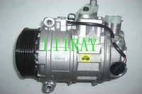 Wholesale AUTO AC COMPRESSOR FOR MERCEDES BENZ W203 W211 W220 CY E240 PK115m m SEU16C