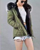 Wholesale 2015 Mr Fur Jacket Fashion Stylish Fur European Style Winter Jacket China cheap RACCOON DOG FUR real collar parka mrs fur coat