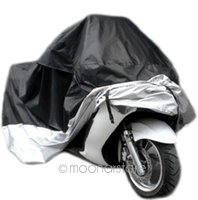 Wholesale Big Size XXL XL cm Motorcycle Covering Waterproof Scooter Cover UV resistant Heavy Racing Bike Cover Colors