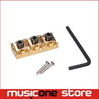 Wholesale 10PC MM Guitar Tremolo Bridge Locking Nut quot Golden MU0469