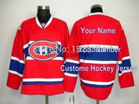 best nhl - Factory Outlet Best quality authentic Montreal Canadiens custom ice hockey jersey personalized nhl jerseys stitched Men s jersey shirt