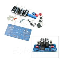 Wholesale 20W LM1875 Stereo Audio Power Module Amplifier Board DIY Components LM1875T Kit