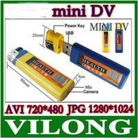 Wholesale Mini DV Lighter Cameras USB Flash Drive Hidden Spy Video Lighter Cameras with Microphone USB Interface on Sale