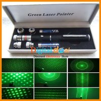 Wholesale Factory Outlet mw Green Laser Pointer Pen With Star Head Laser Kaleidoscope