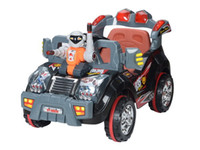 Ride-ons children ride on car - Super Cool Double Drive Remote Control Electric Baby Cars Fashionable Wheels Car Kids Electric Great Children Ride On Car Gift