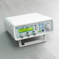 Wholesale MHS A DDS Dual Channel Digital Function Signal Generator Arbitrary waveform generator work sync adjustable TTL MHz