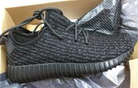 Wholesale New Released Super Perfect Top Quality Men Women Kanye west Yeezy Boost Oxford Tan Moonrock Pirate Black Turtle Grey With Original Box