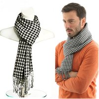 knitted cashmere scarf - WJ002 new fashion The triangle Women s scarf cashmere knitting Plover case color warm men Scarves