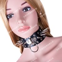 adult rpg - Ice Le RPG fun adult black slave collar sex slave products bdsm bondage adult games sex toys for couples