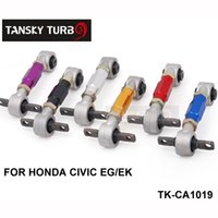 Wholesale Tansky Rear Camber KiT mm Hole for Honda Civic EK EG silver blue red golden purple black TK CA1019
