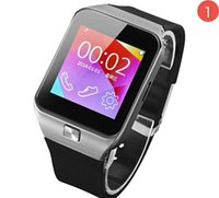 galaxy gear smart watch - Galaxy Gear inch Touch Screen Pedometer FM Bluetooth Wrist M6 Smart Watch Cell Phone For IOS iPhone S S plus S5 Note